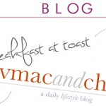 Behind the Scenes with Breakfast at Toast + a blog swap!