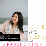 Behind the Scenes with Shop Sweet Things