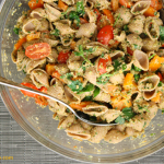 Recipe: Puttanesca Pasta Salad