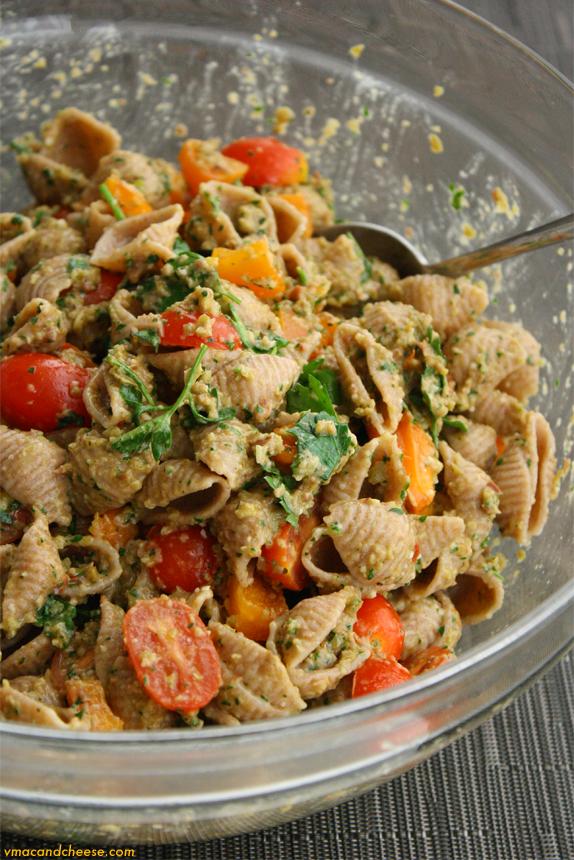 Recipe Puttanesca Pasta Salad Victoria Mcginley Studio