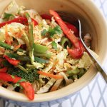 Recipe: Super Healthy Chinese Chicken Salad