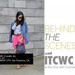 Behind the Scenes with In the City with Crystalin