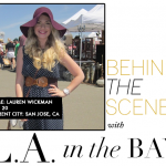 Behind the Scenes with LA in the Bay