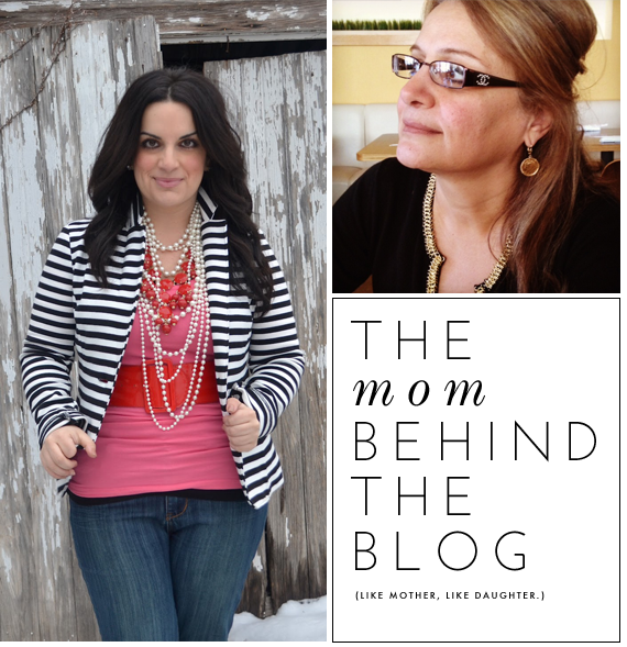 mom behind the blog | via vmac+cheese