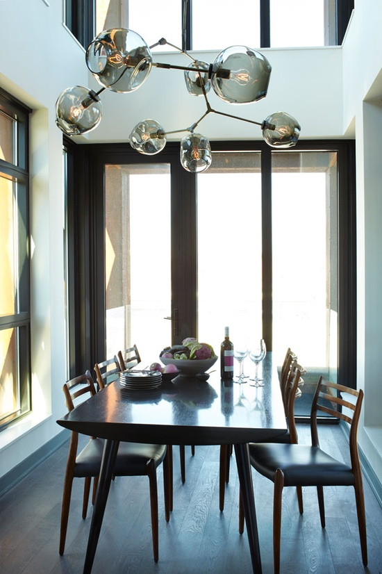 Athena Calderone apartment, Harpers Bazaar | via vmac+cheese