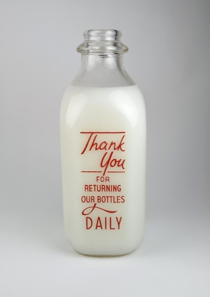 dairy bottle | via vmac+cheese