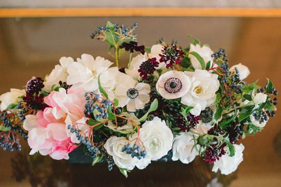 flowers by natalie bowen | via vmac+cheese