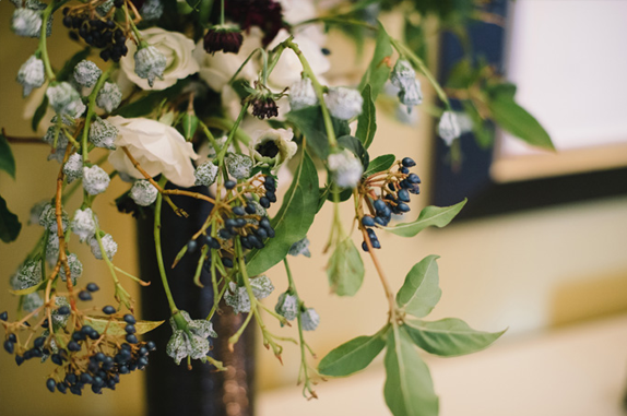 floral design by natalie bowen | via vmac+cheese