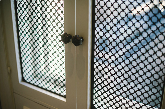 window detail, penthouse at the Fairmont SF | photography by delbarr moradi | via vmac+cheese