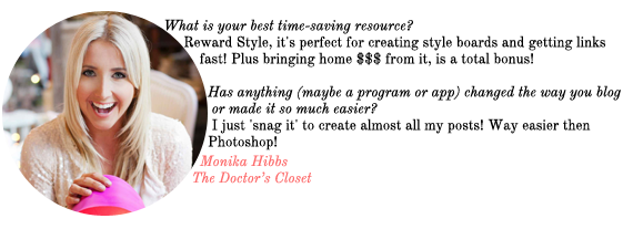 blog advice from the doctor's closet | via vmac+cheese