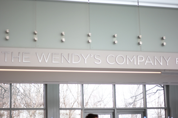 the wendy's co