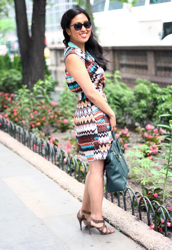 summer statement dress (dress by dolce vita)