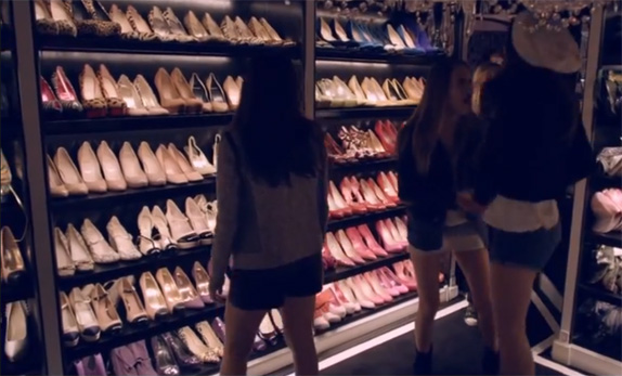 bling ring movie