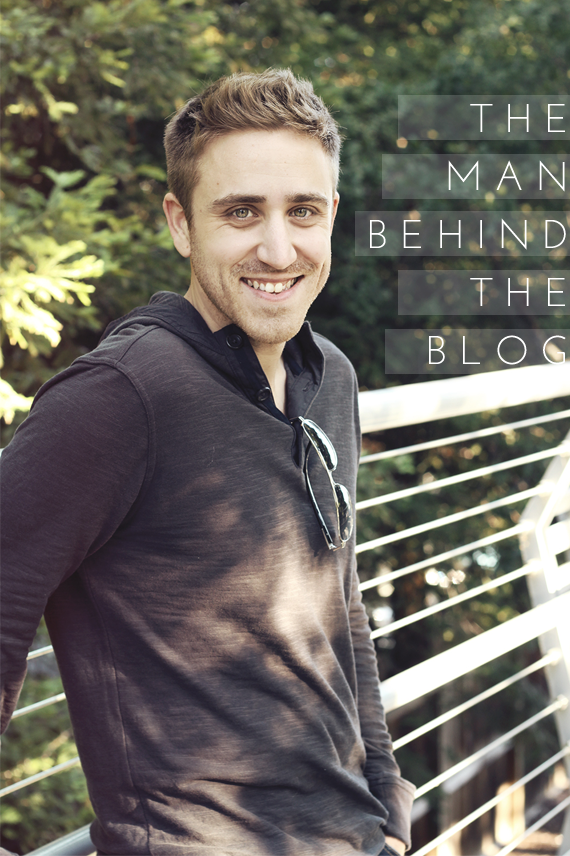 vanilla extra man behind the blog
