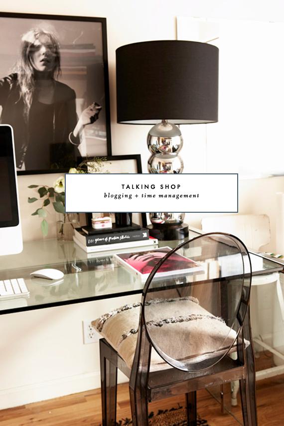 blog tip-blogging and time management