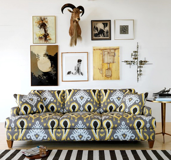 Tips for planning a gallery wall