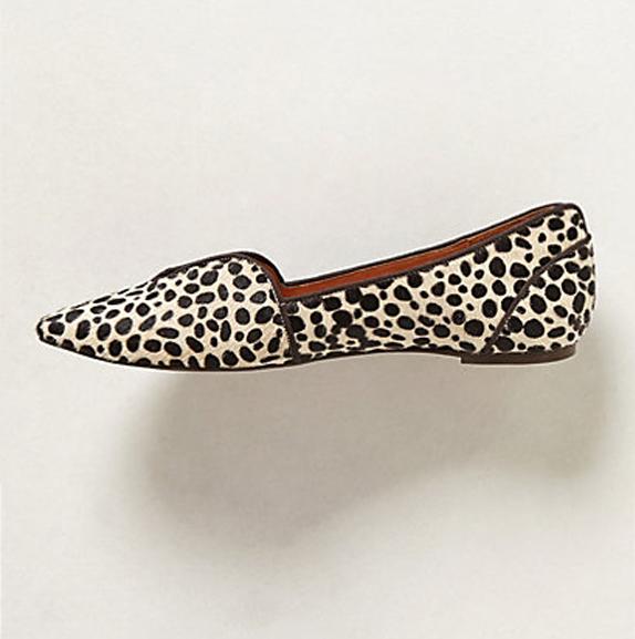 dalmation print shoes