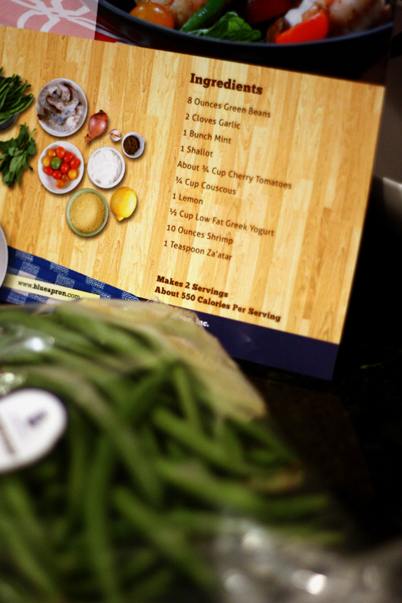 review blue apron delivery