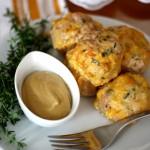 Recipe: Game Day Turkey Cheddar Meatballs