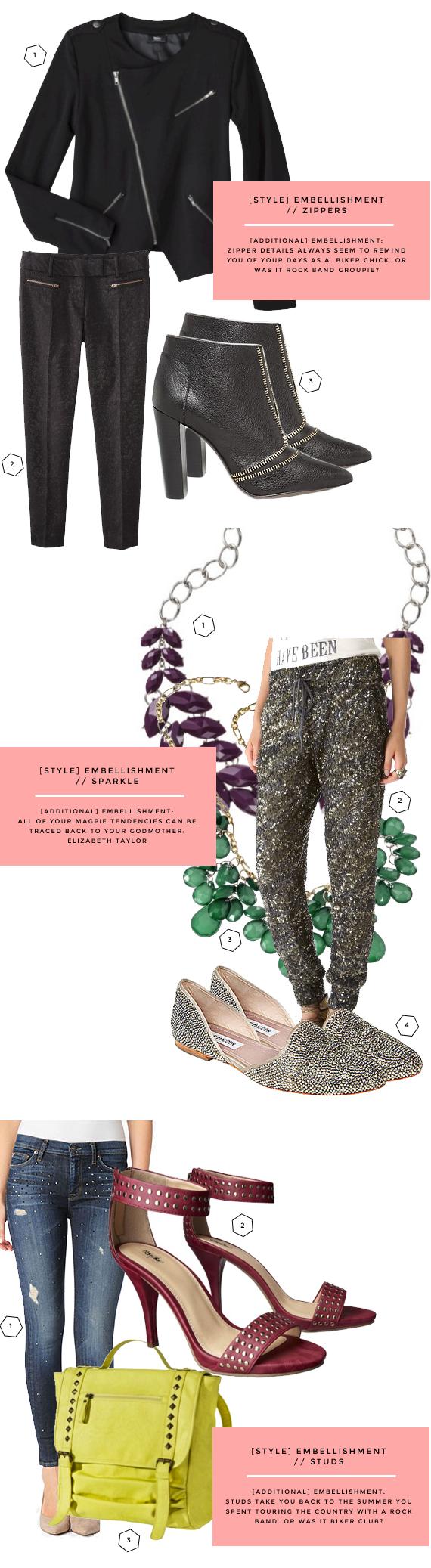 target fall style embellishment