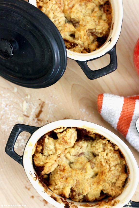 recipe for easy apple crisp dessert