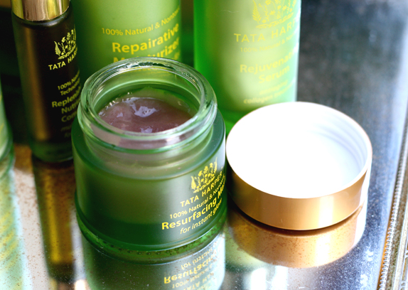 tata harper plum resurfacing mask