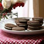 Cookie Swap: Gingerbread Sandwich Cookies