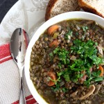 Recipe: Easy Chicken and Lentil Stew