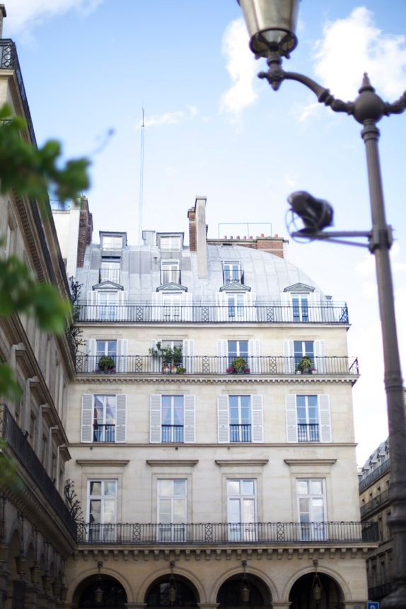 paris - by sophie learmont