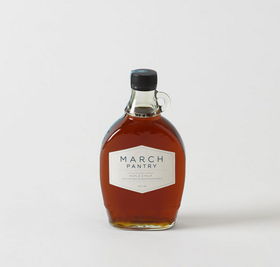 march pantry - syrup