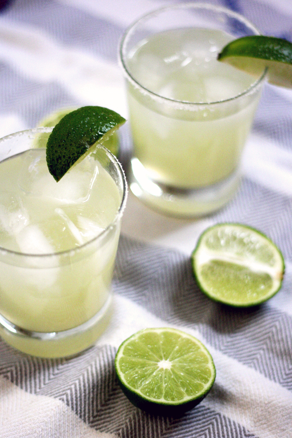 Recipe: The Best Margaritas - Victoria McGinley Studio