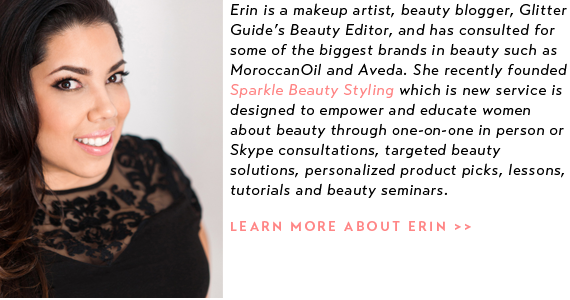 erin the sparkle - beauty styling
