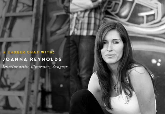 career chat with joanna reynolds