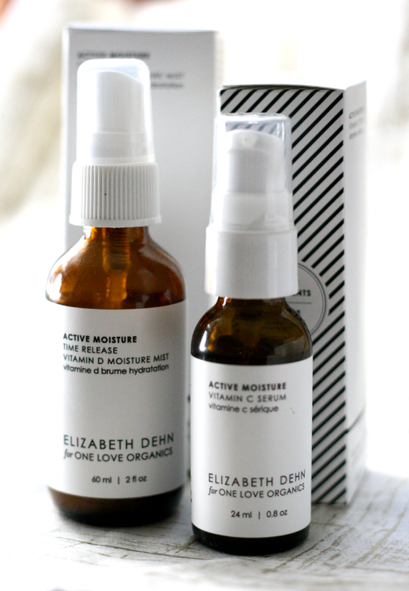 one love organics serum and mist review