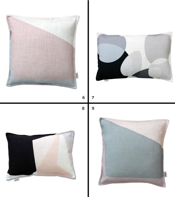 ellie bradley pillows on greatly