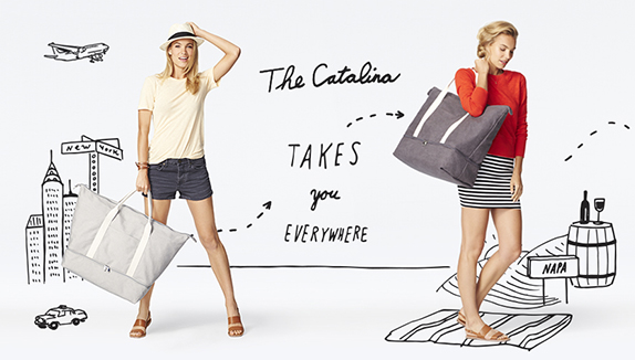 Giveaway: Lo & Sons Catalina Bag + Discount Code! - Victoria McGinley Studio