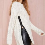 On Trend: Zip Detailed Sweaters