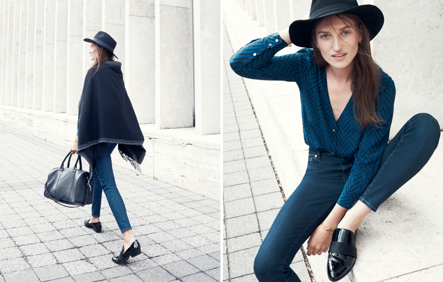 madewell and sezane collection