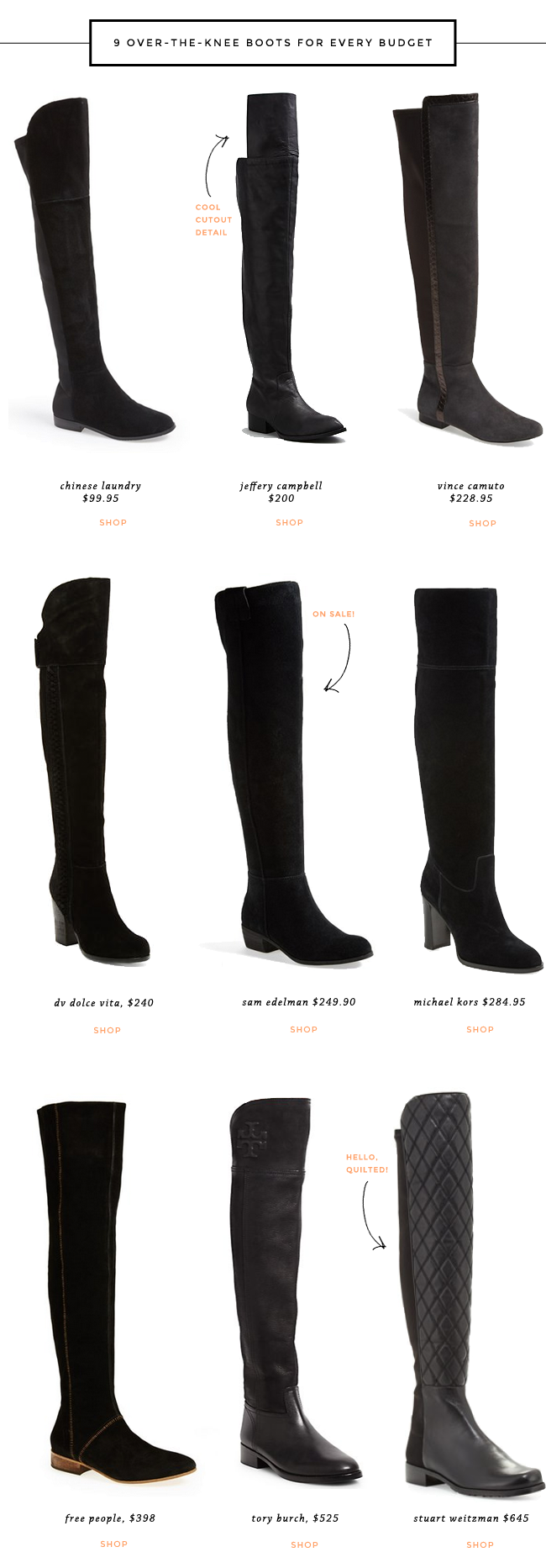 243ea5a9bd4 9 Over-The-Knee Boots