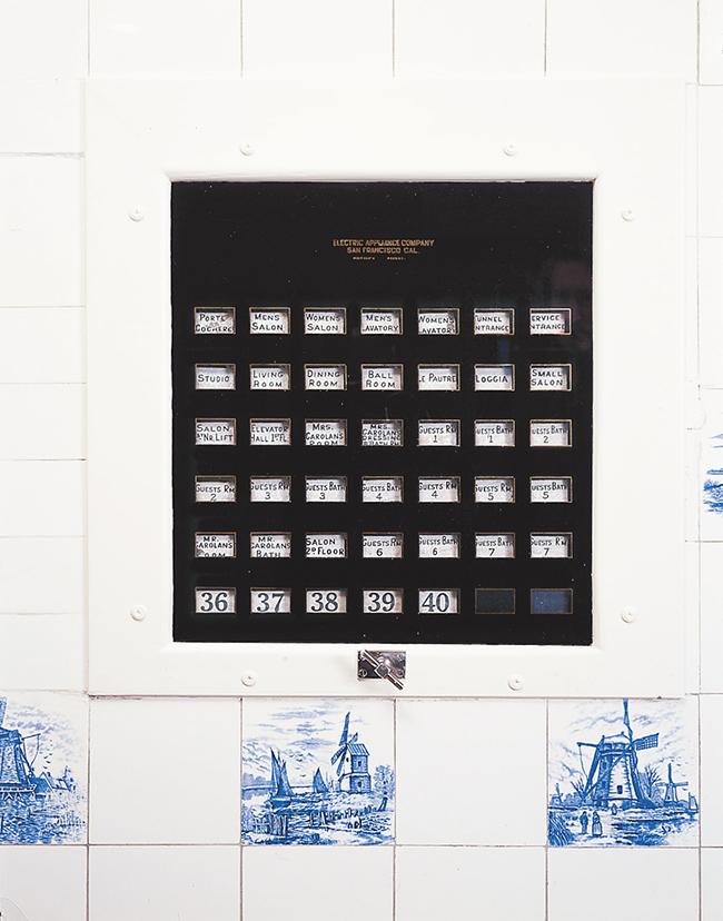 call board - carolands