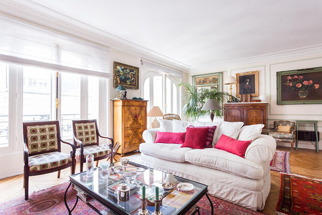 Rue de Chazelles - Paris - One Fine Stay