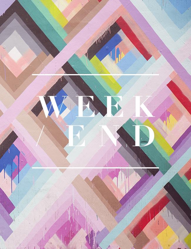 colorful weekend