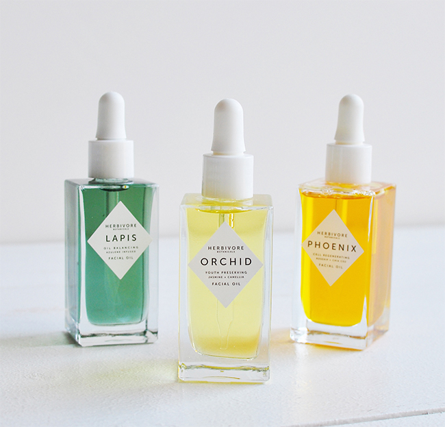 herbivore botanicals facial oil