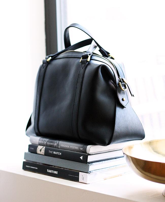 madewell glasgow satchel bag - on sale