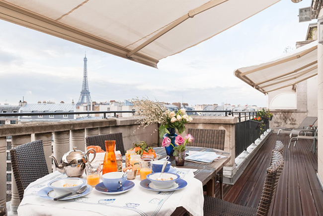 rue bixio - paris - one fine stay