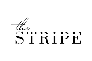 the stripe logo