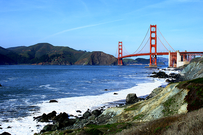 san francisco golden gate bridge - photo by victoria mcginley