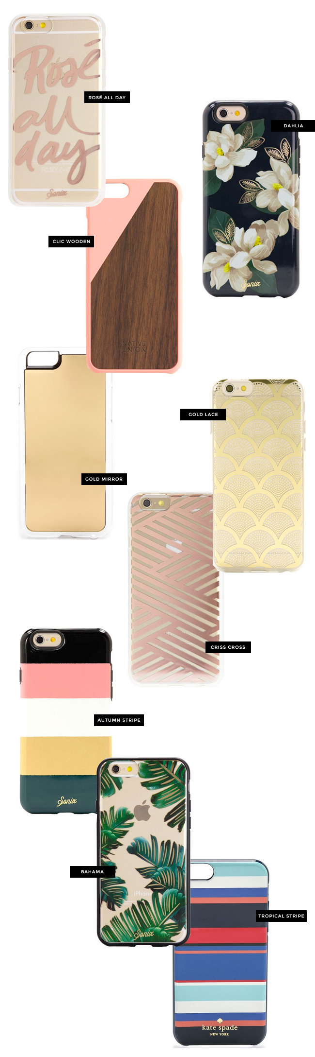 phone covers for spring and summer