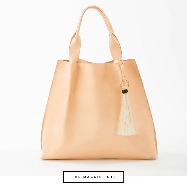 the maggie tote - oliveve