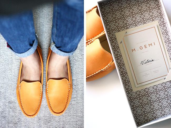 m gemi shoe review